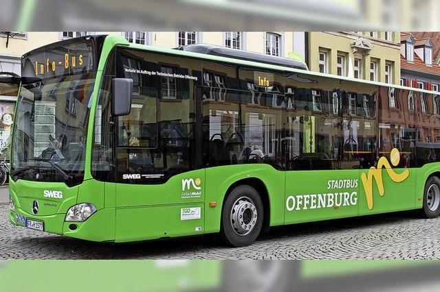 Offenburgs Stadtmobilität wird noch grüner