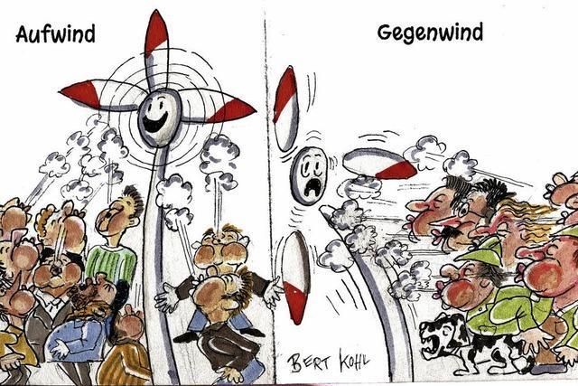 Etappensieg für Windkraftfreunde