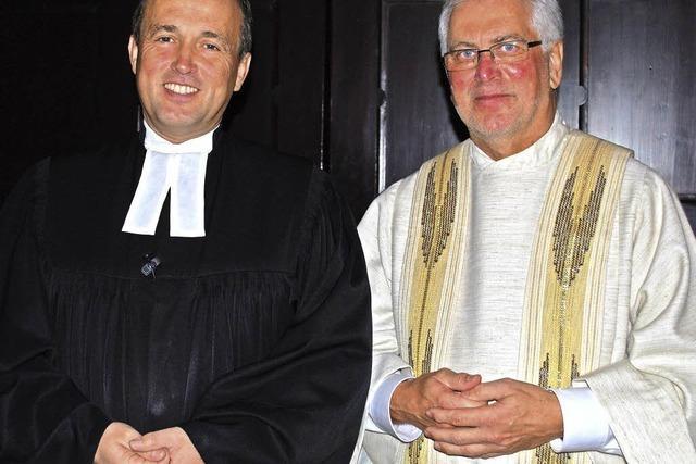 Luther-Feier im Zeichen der Ökumene