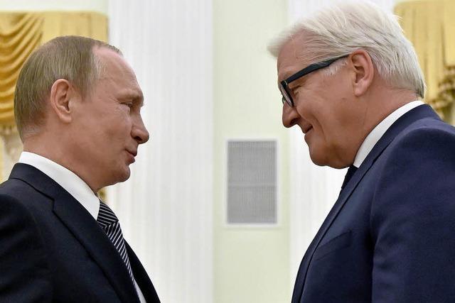 Norbert Röttgen über Sanktionen gegen Russland: