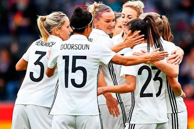 Deutschland besiegt Färöer in WM-Quali mit 11:0