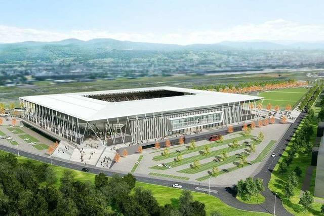 Stadiongegner verklagen Stuttgarter Regierungspräsidium