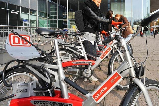Freiburg bekommt ein öffentliches Leihsystem für Fahrräder