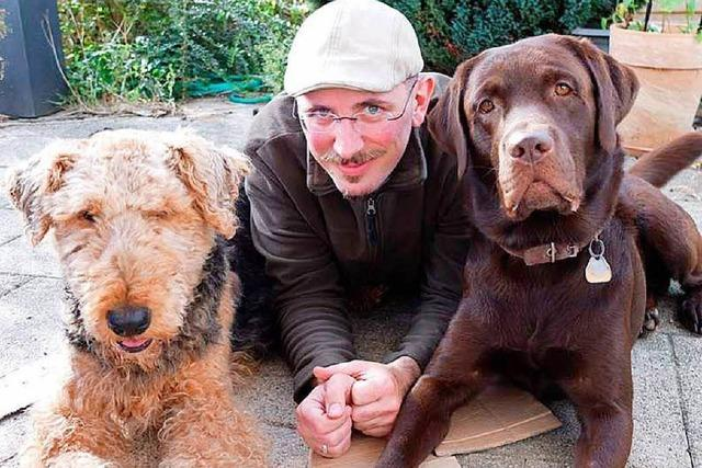 Zwei Hunde aus Breisach haben fast so viele Twitter-Fans wie Mario Barth