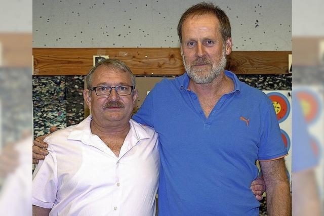 Uwe Kufner führt jetzt die Bogensportfreunde Wyhl