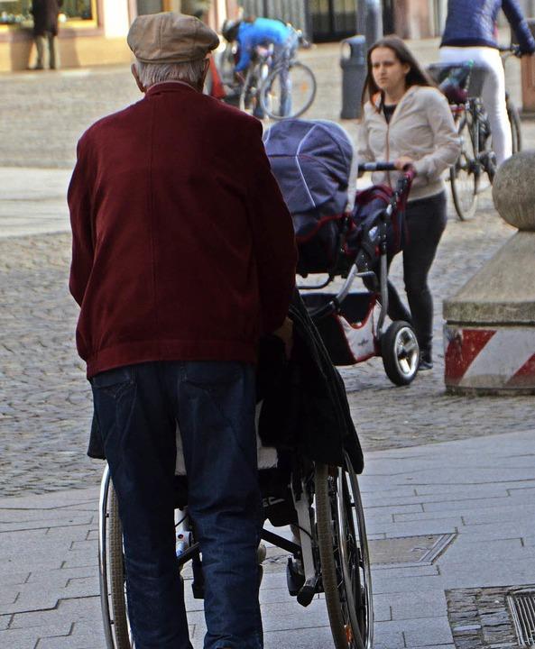Älter werden in den Ortschaften: Für d...urde Emmendingen jetzt ausgezeichnet.   | Foto: Walser