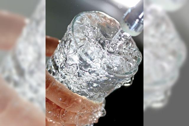 Trinkwassernetz mit einigen Lücken