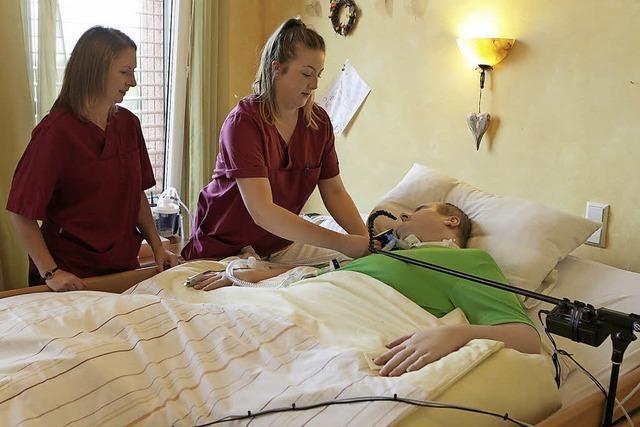 Einblick in den Pflegeberuf