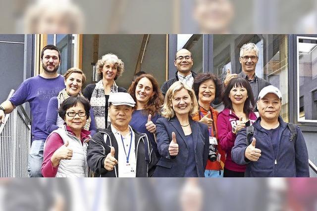 Taiwan zu Besuch im Elztal
