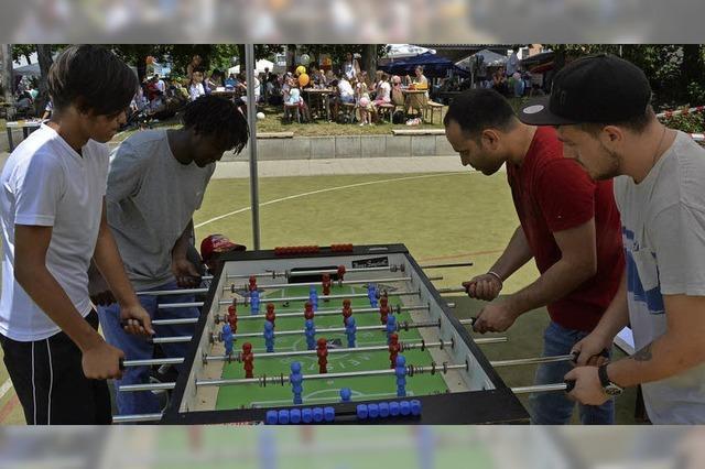 Jugendlichen fehlen Freizeitangebote