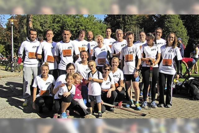 Mit sportlichem Laufen sozial etwas bewegen