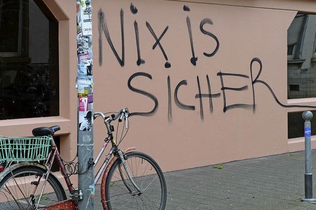 Gemeinderat verschiebt Debatte über höheres Budget gegen Graffiti