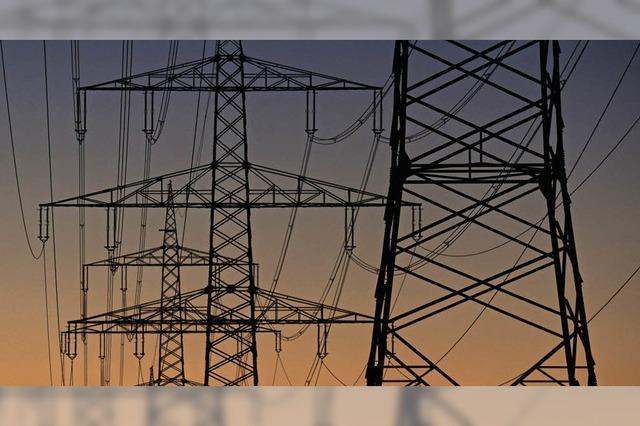 Widerstand gegen Stromleitungstrasse