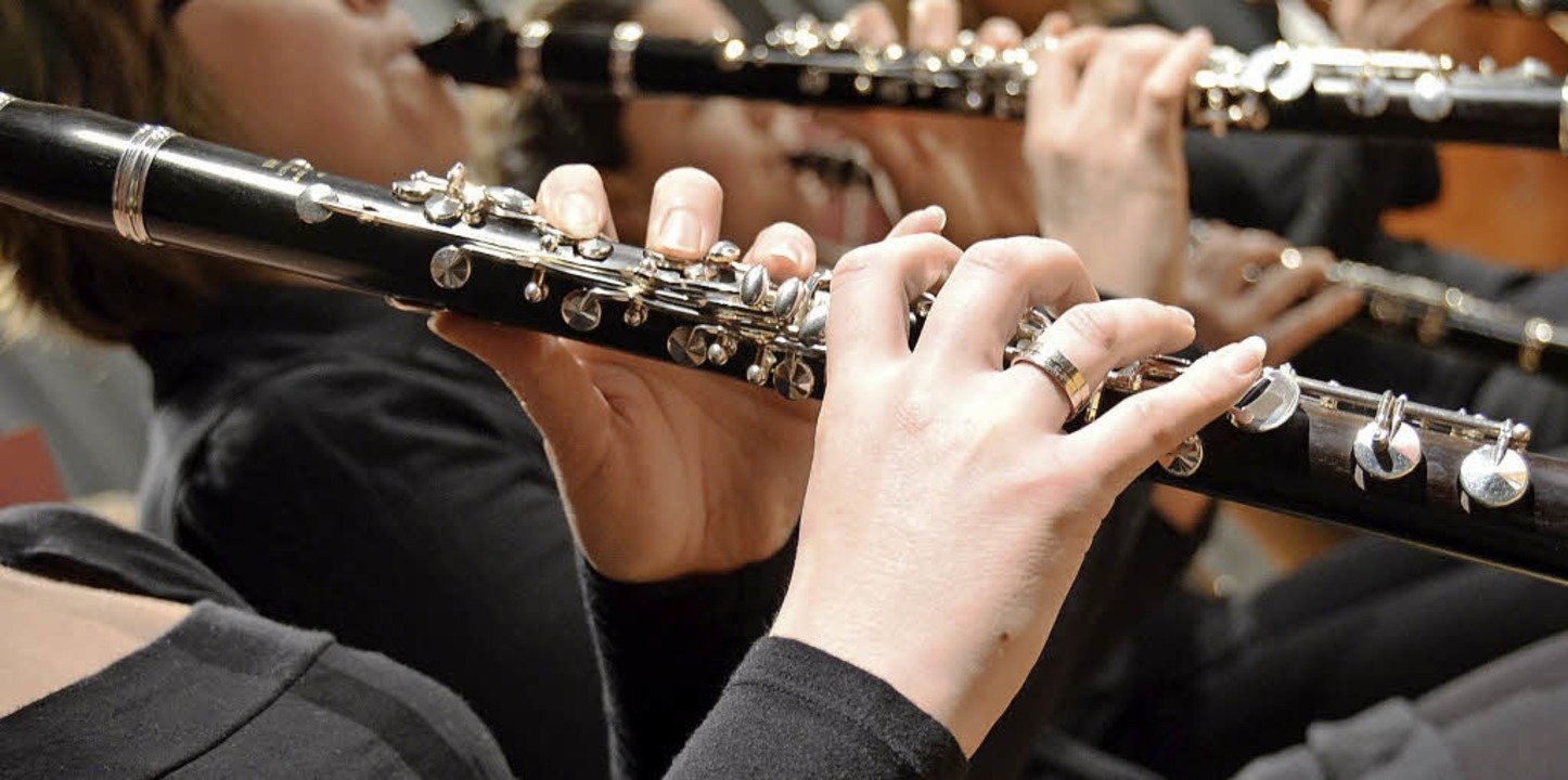19 Schüler werden derzeit in der Bläse...enwald an der Klarinette ausgebildet.   | Foto: Symbolfoto: Kathrin Blum