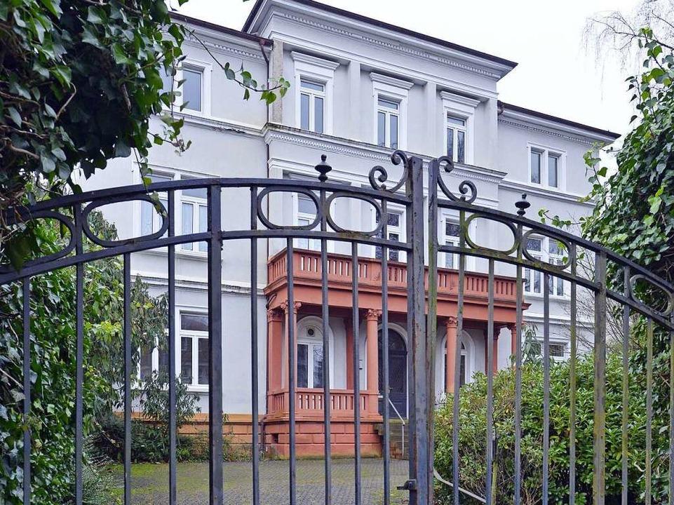 In einem früheren Kloster in Freiburg  ist die Wiese-Schule.    | Foto: bamberger