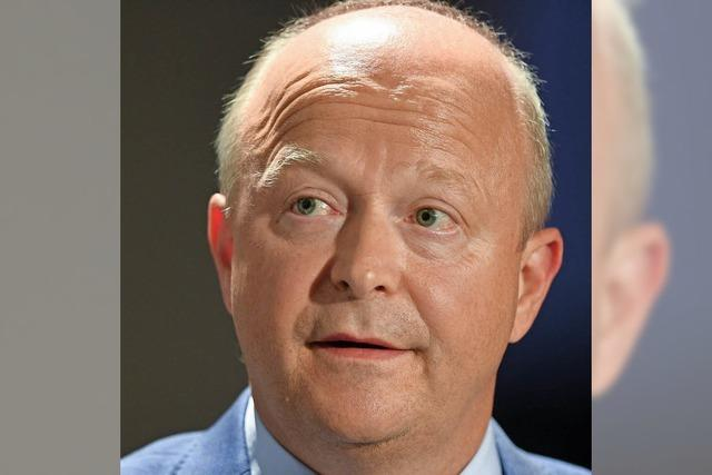 FDP-Landeschef Michael Theurer fordert den Wegfall des Soli für alle