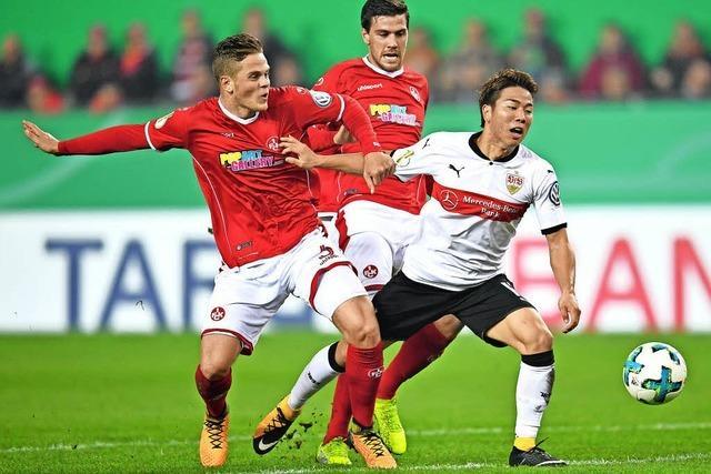 Der VfB Stuttgart ist gerüstet fürs Spiel gegen Freiburg
