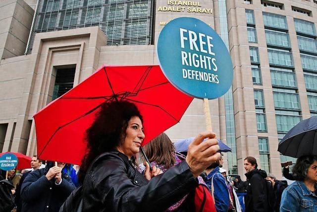 Türkische Staatsanwaltschaft fordert Freilassung Peter Steudtners
