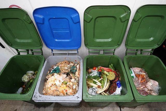 Warum sind Müllgebühren in der Stadt so viel höher als auf dem Land?