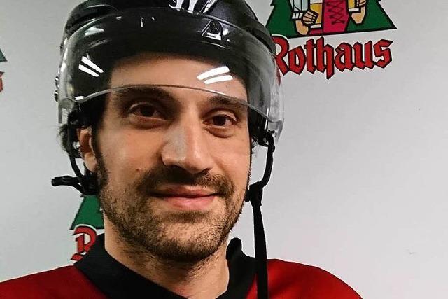 EHC holt ehemaligen NHL-Spieler