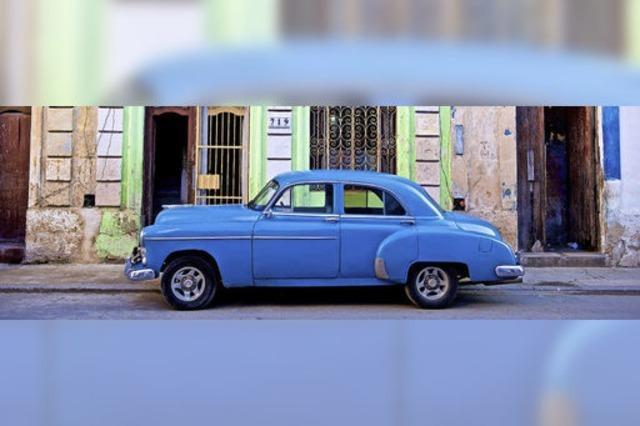 Von Colmar nach Kuba