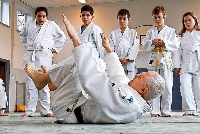 Judotrainer des TVR hört auf