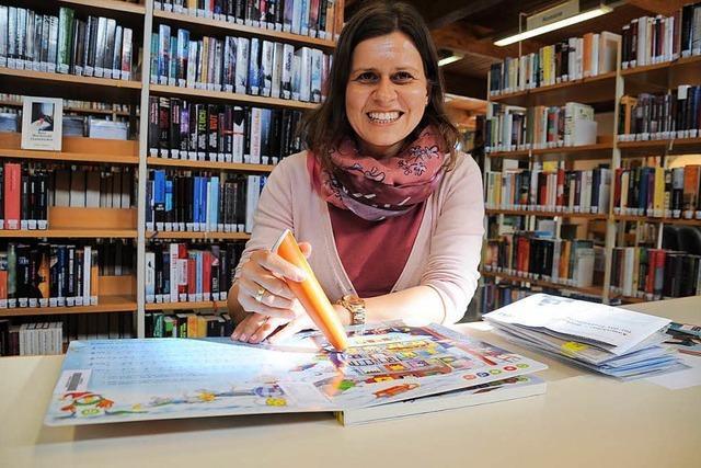 Neue Töne in der Schopfheimer Stadtbücherei