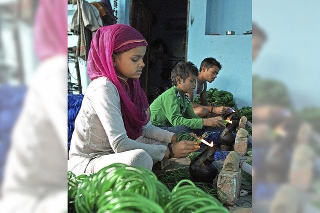 Sternsingeraktion gegen Kinderarbeit