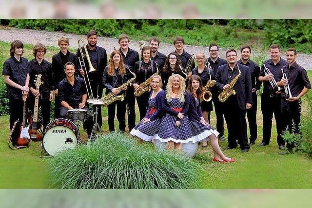 Big-Band Fahrnau und Big-Band des Verbandjugendorchesters Hochrhein geben am Wochenende Konzerte in Fahrnau und in Bad Säckingen