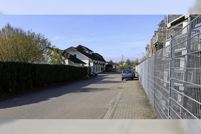 Neue Rheinstraße soll erst nach 2020 saniert werden
