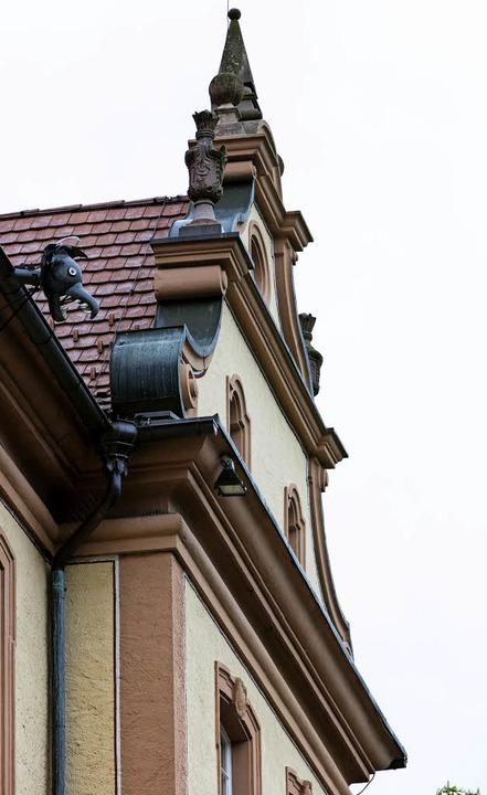 Außen bleibt's, innen wird&#8217...altet: Das Elztalmuseum in Waldkirch.   | Foto: Gabriele Zahn