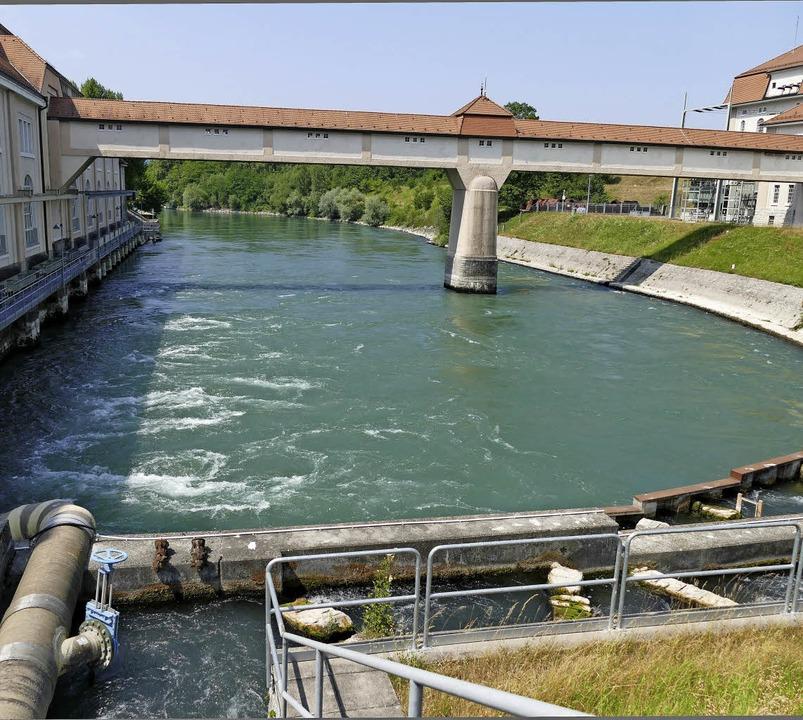 Mit Hilfe von Wasser und Strom möchte ...-to-Gas-Anlage Wasserstoff erzeugen.    | Foto: Ralf H. Dorweiler