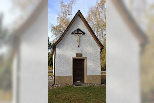 Kapelle soll zum Kleinod werden