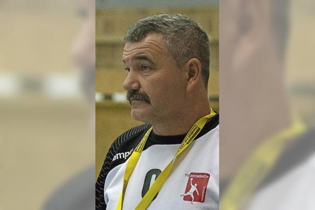 Übergangsjahr für Brombachs Handballerinnen