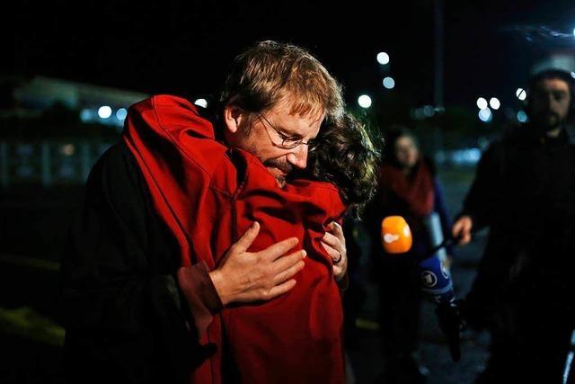 Aktivist Peter Steudtner von Türkei freigelassen