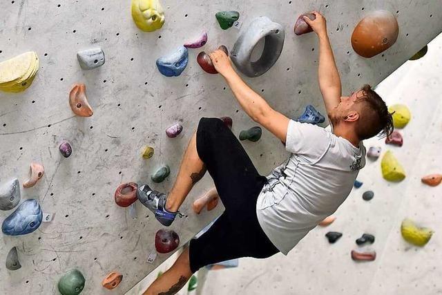Bouldern ist eine abwechslungsreiche Ganzkörpersportart – auch für Kinder