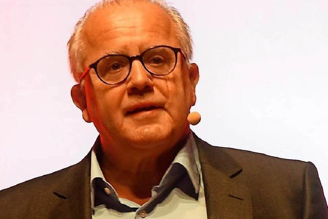 Fritz Keller bleibt Präsident des SC Freiburg