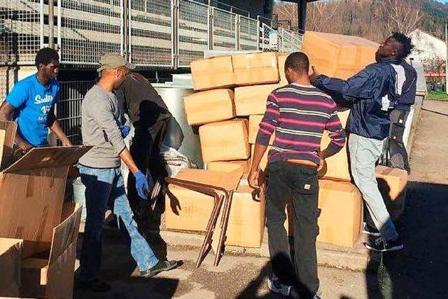 Gemeinschaftsunterkunft in Maulburg wird aufgelöst