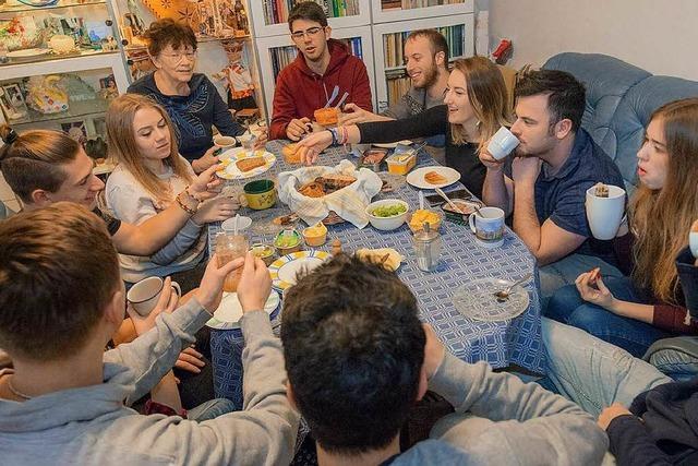 Im Kreis Lörrach werden Gastgeber für das Taizé-Treffen gesucht