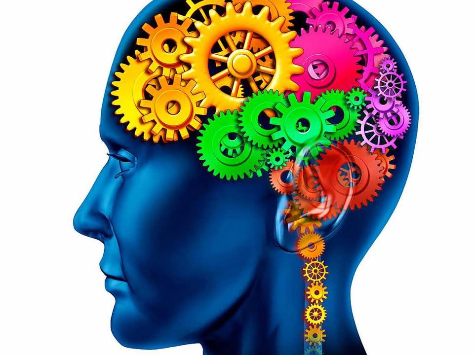 Räderwerk: So einfach funktioniert das  Gehirn aber nicht.  | Foto: -