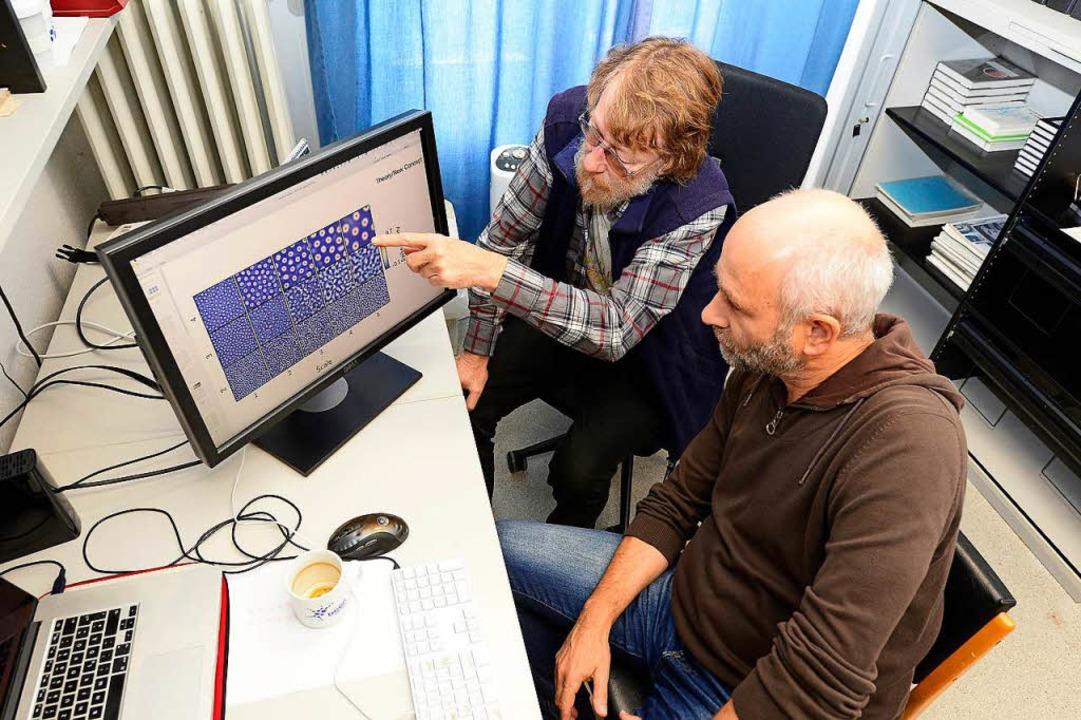 Ad Aertsen (links) und Stefan Rotter  | Foto: Ingo Schneider