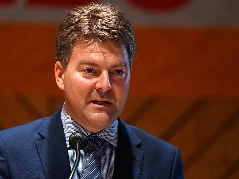 Andreas Schwab, der neue Vorsitzende der CDU Südbaden.  | Foto: CDU Südbaden