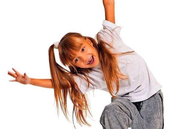 Tanzen ist Freude an der Bewegung zur Musik
