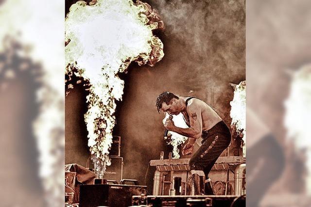 Rammstein-Tribute-Konzert