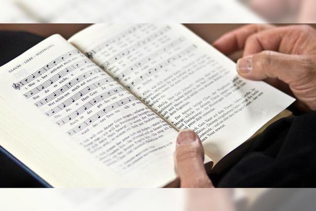 Luthers Lieder, Tredes Lyrik