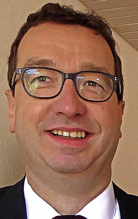 Pfarrer Johannes Herrmann  | Foto: Peter Stellmach