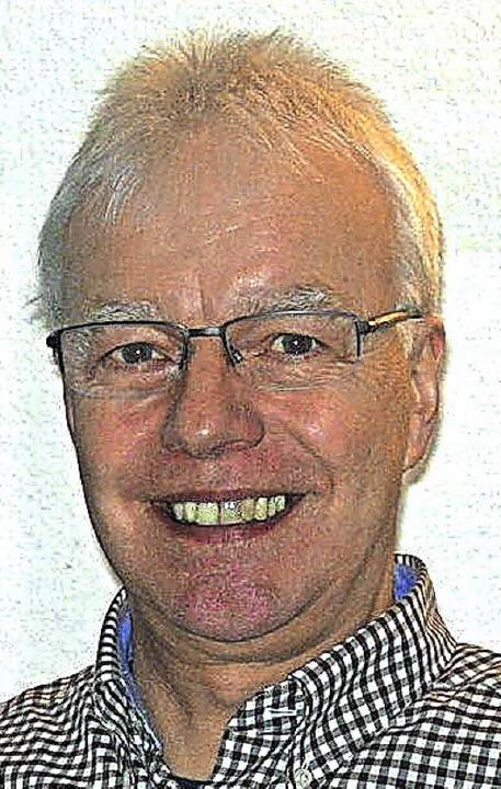 Pfarrer Rainer von Oppen  | Foto: privat
