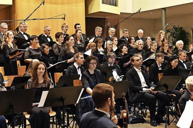 Sinfoniekonzert in der Friedenskirche