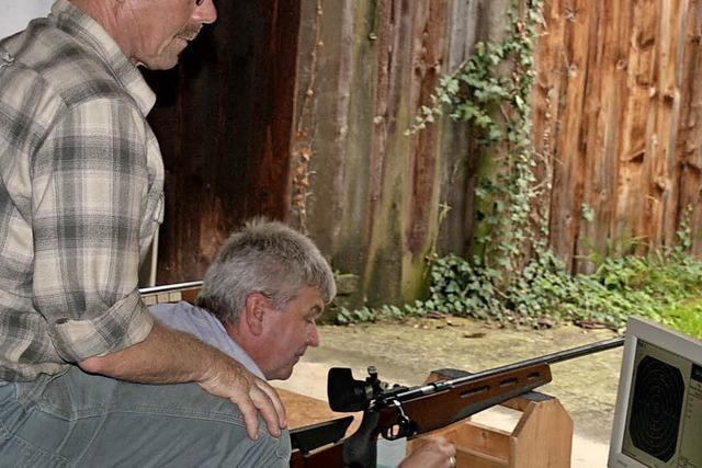 Schützen freut durchgehend volles Haus