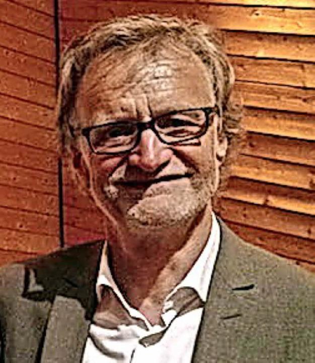Martin Gekeler,  der Kirchengemeinderatsvorsitzende    Foto: Privat